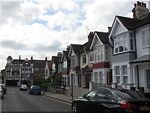 TQ2772 : South end of Fircroft Road, Tooting by Stephen Craven