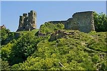 TA0489 : Scarborough Castle by Paul Harrop