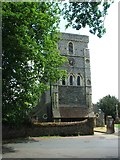 TR3154 : St. Mary the Virgin, Eastry by Chris Whippet