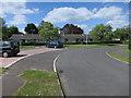 TL3844 : Clear Crescent, Melbourn by Hugh Venables