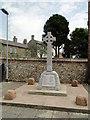 TL7099 : Stoke Ferry War Memorial by Adrian S Pye