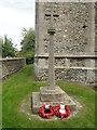 TF6902 : Boughton War Memorial by Adrian S Pye