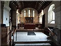 SU7433 : Selborne - St.Mary's - Chancel by Rob Farrow