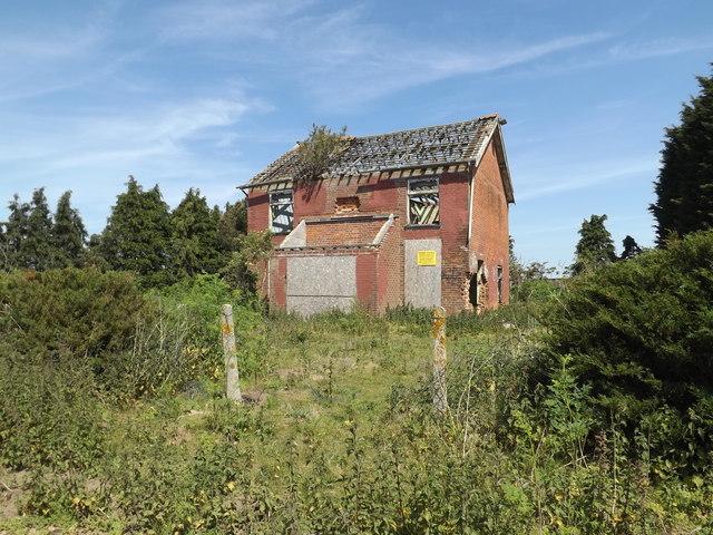 Hill House off Markshall Farm Road