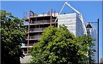 J3372 : Former library, Queen's University, Belfast (June 2015) by Albert Bridge