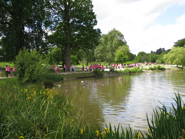 Race for Life at Dunorlan Park by Oast House Archive
