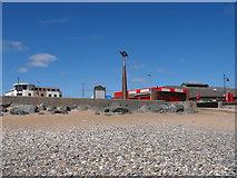 TA2047 : Beach, Hornsea by JThomas