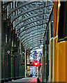NS5865 : The Caledonian Sleeper at Glasgow Central by Thomas Nugent