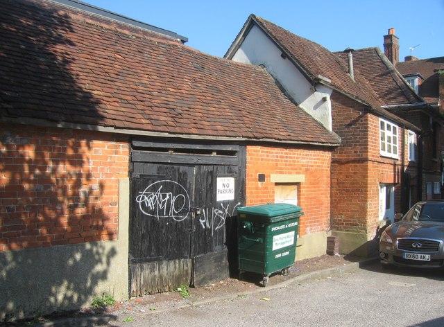 An old part of Basingstoke