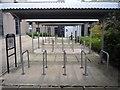 SE6250 : Bike parking in Alcuin by DS Pugh