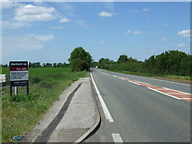 TL2460 : A428 heading west by JThomas