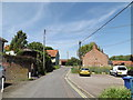 TM3390 : Nethergate Street, Bungay by Adrian Cable