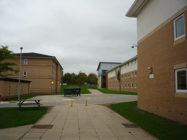Towards Franklin House
