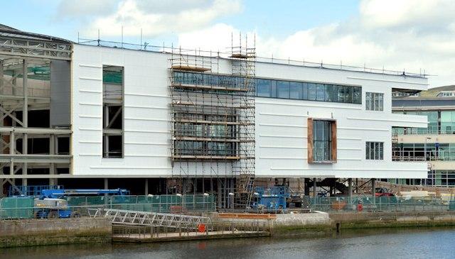 The Waterfront Hall, Belfast - June 2015(2)