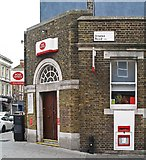 TQ3386 : Stoke Newington Post Office by Julian Osley