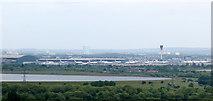 TQ0575 : Heathrow, terminal 5 by Stephen Craven