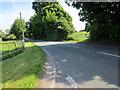 SJ5374 : Norley Road (B5152) near Kingsley by Jeff Buck