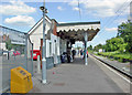 TQ8097 : South Woodham Ferrers station, 2015 by Ben Brooksbank