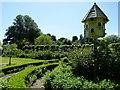 SU8403 : Rymans - Garden by the dovecote by Rob Farrow