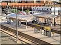 SJ8499 : Manchester Victoria Station Refurbishment (June 2015) by David Dixon