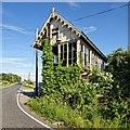 TF2912 : Signal Box (former), Postland by Dave Hitchborne
