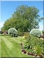 SU8403 : Rymans - Gardens on the north side by Rob Farrow
