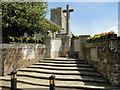 TF6837 : Heacham War Memorial by Adrian S Pye