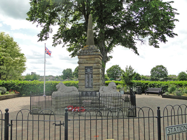 Dersingham War Memorial