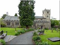 SD6592 : St. Andrew's, Sedbergh by Philip Platt