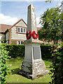 TF7226 : Flitcham War Memorial by Adrian S Pye