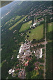 SU8363 : Wellington College, Crowthorne: aerial 2015 by Chris
