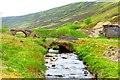 NS8817 : Glengonnar Water at Glendorch by Robert Murray