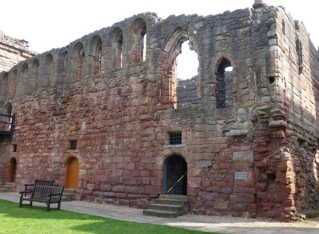 Great Hall, Bothwell Castle