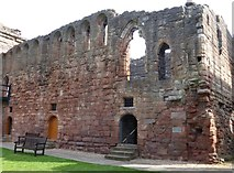 NS6859 : Great Hall, Bothwell Castle by kim traynor