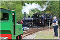 SJ8248 : Apedale Valley Light Railway - special event by Chris Allen