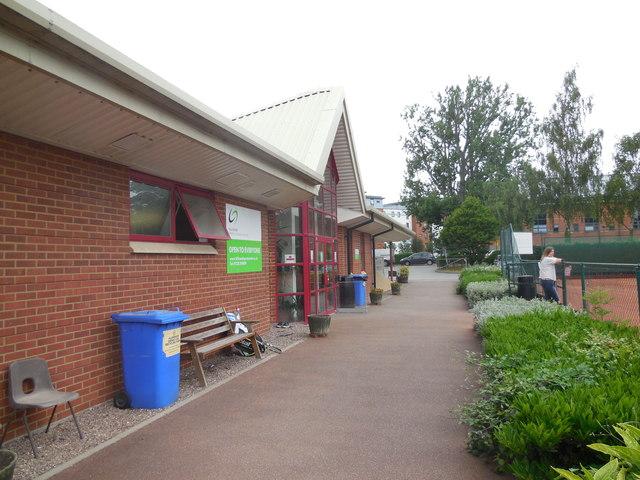 Hills Road Sports Centre, Cambridge