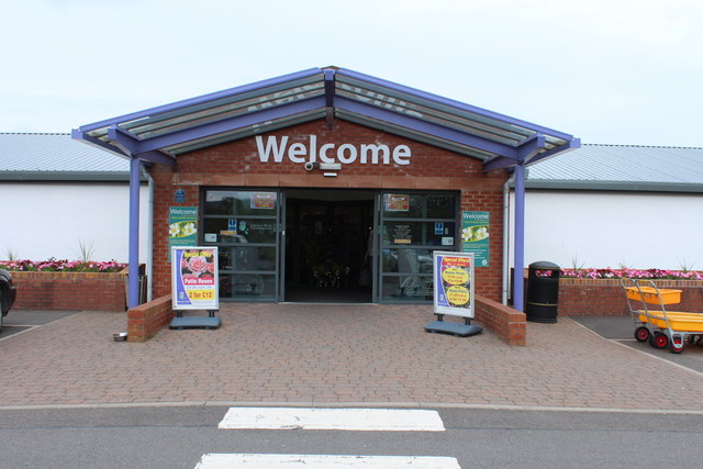 Beau Welcome To Garden Wise, Dumfries