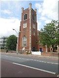 TL4557 : St Paul's Church, Cambridge by Paul Gillett