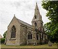 TF0438 : St Thomas à Becket church, Aunsby by Julian P Guffogg