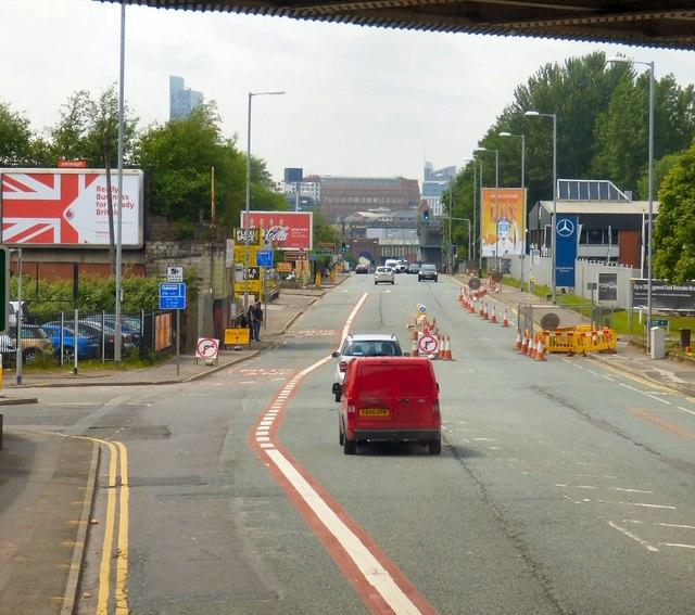 Ashton Old Road