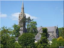 H5026 : Parish church by Michael Dibb