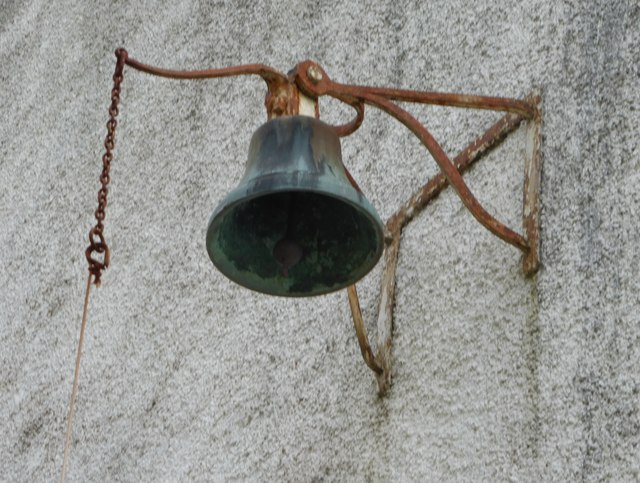 The bell at Blantyre