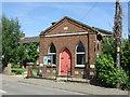 TL2166 : Trinity Village Baptist Church, Offord D'Arcy by JThomas