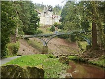 NU0702 : The classic view of Cragside by Derek Voller