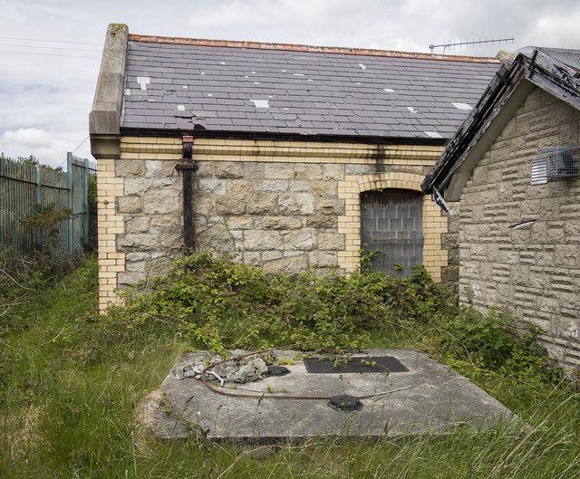 BWC pumping station near Newcastle