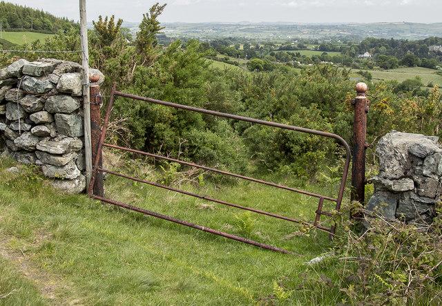 BWC gate near Newcastle