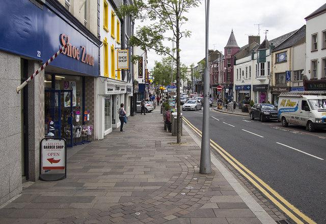 High Street, Omagh