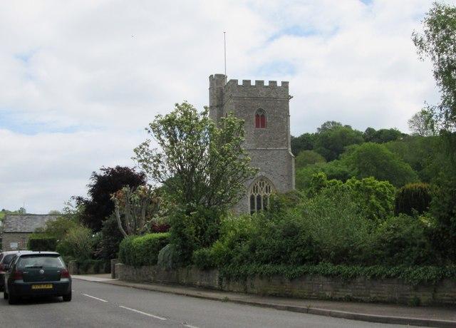 St  Michael  Parish  Church  Axmouth  (1)