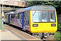 SD5904 : Northern Rail Class 142, 142062, Ince railway station by El Pollock