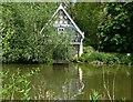 SU5398 : Nuneham Park boat house by Mat Fascione